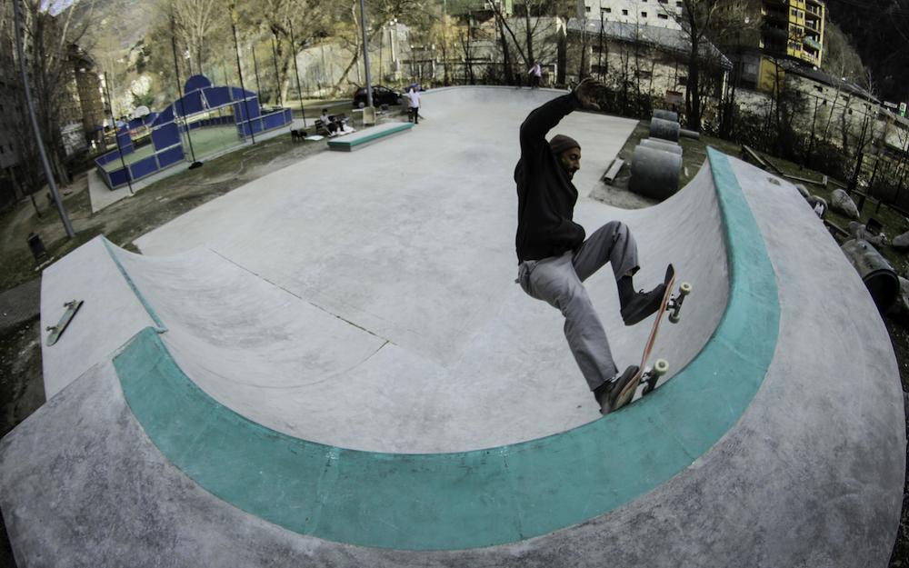 Skatepark Sant Julià de Lòria