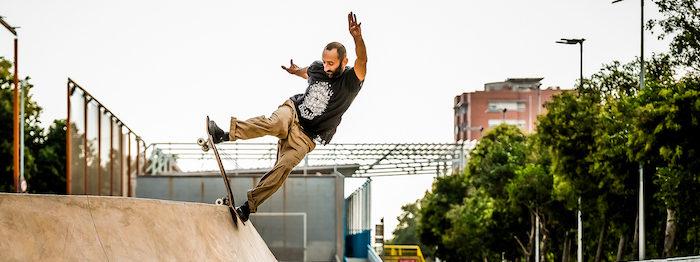 Dónde patinar en Barcelona: skatepark Via Favencia Guineueta Canyelles, Barcelona - iO Skateparks & Ramps
