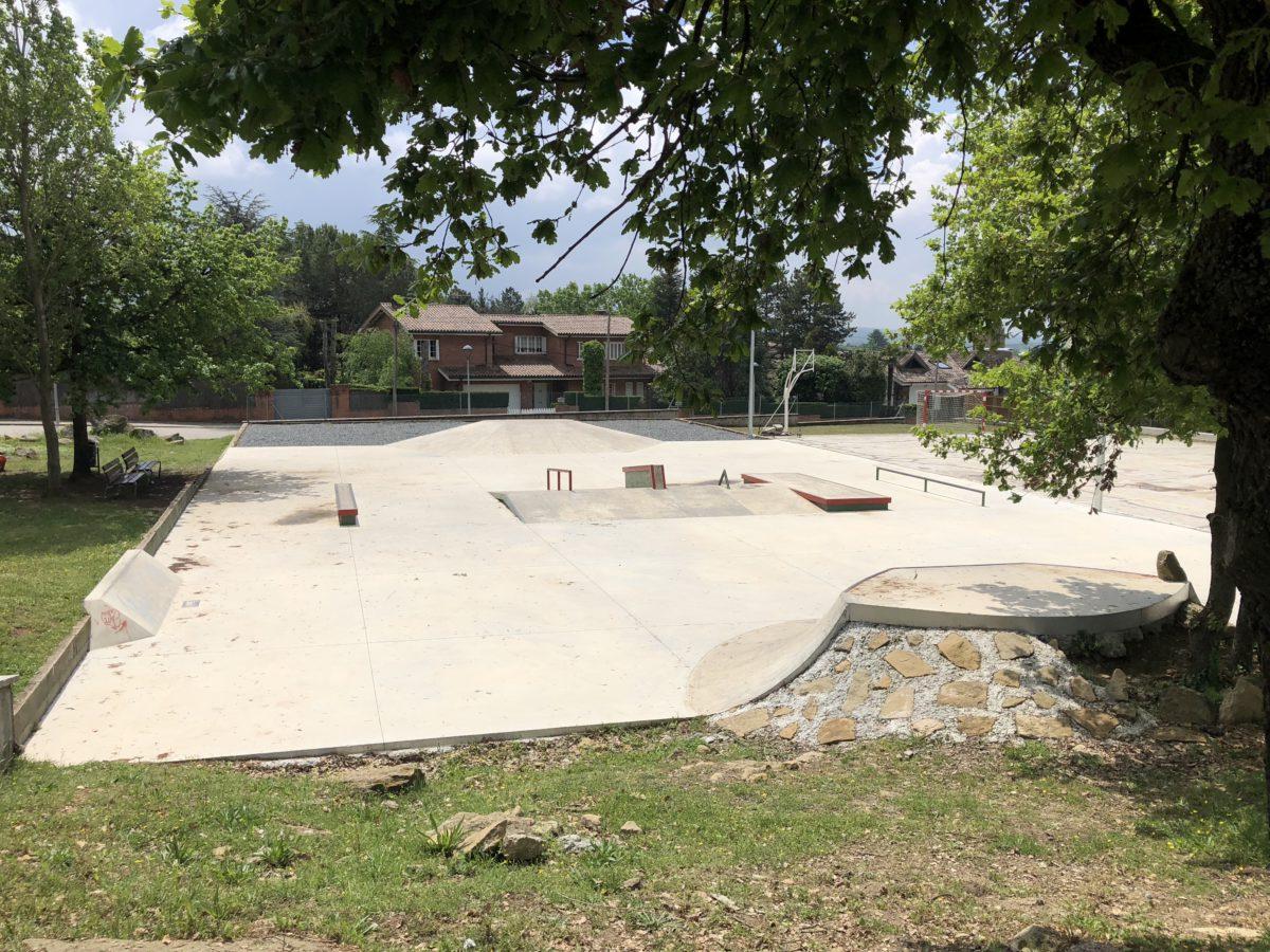 Skatepark Sant Julia de Vilatorta